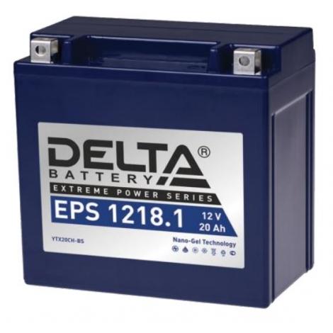 Аккумулятор Delta 12V EPS 1218.1