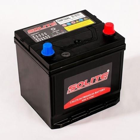 Аккумулятор Solite CMF 50 AL (50Ач) ОП 470А