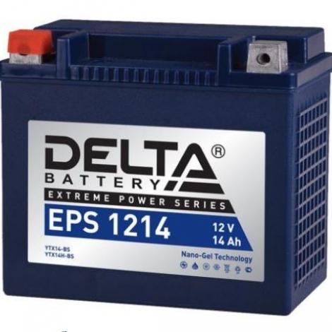 Аккумулятор Delta 12V EPS 1214
