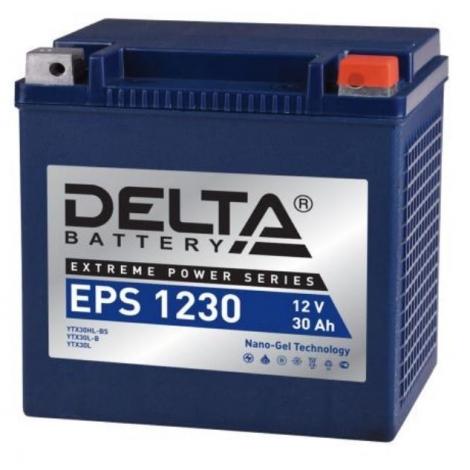 Аккумулятор Delta 12V EPS 1230