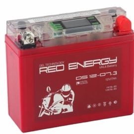 Аккумулятор Delta Red Energy 12V DS 12-07.3