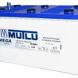 Аккумулятор Mutlu  MEGA Silver Calcium 225 оп