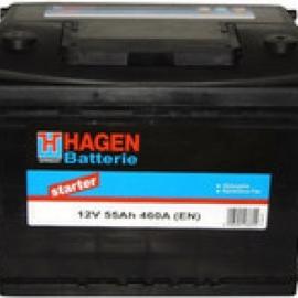 Аккумулятор HAGEN 55565 ПП