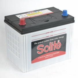 Аккумулятор  Solite 95D26R ПП