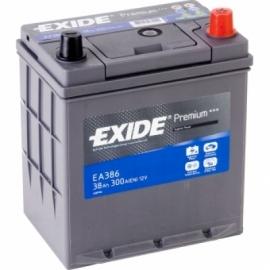 Аккумулятор Exide PREMIUM EA386 38 Ач ОП