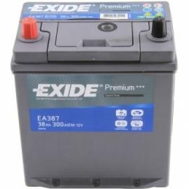 Аккумулятор Exide PREMIUM EA387 38 Ач ПП