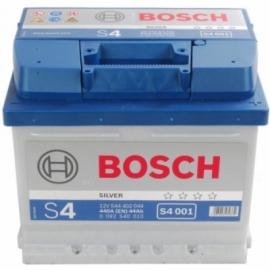 Аккумулятор Bosch S4 001 (544 402 044) 44Ач ОП низкая