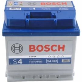 Аккумулятор Bosch S4 002 (552 400 047) 52Ач ОП