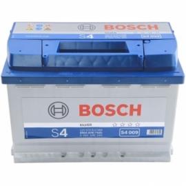 Аккумулятор Bosch S4 009 (574 013 068) 74 Ач ПП