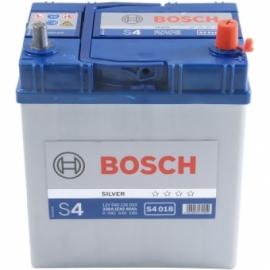 Аккумулятор Bosch S4 018 (540 126 033) 40 Ач ОП узкие клеммы