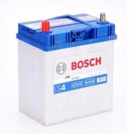 Аккумулятор Bosch S4 019 (540 127 033) 40 Ач ПП узкие клеммы