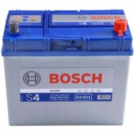 Аккумулятор Bosch S4 021 (545 156 033) 45 Ач ОП
