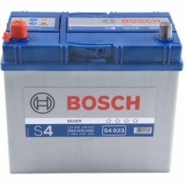 Аккумулятор Bosch S4 023 (545 158 033) 45 Ач ПП