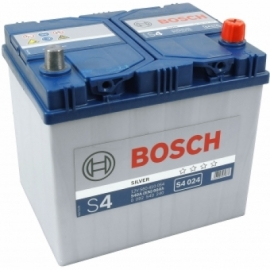 Аккумулятор Bosch S4 024  (560 410 054) 60 Ач ОП высокий