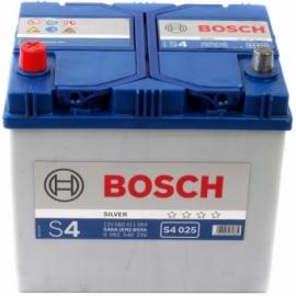 Аккумулятор Bosch S4 025  (560 411 054) 60 Ач ПП высокий
