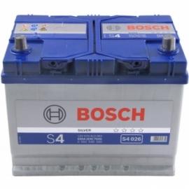 Аккумулятор Bosch S4 026  (570 412 063) 70 Ач ОП высокий