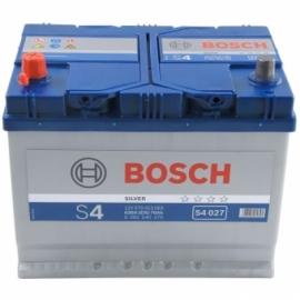 Аккумулятор Bosch S4 027  (570 413 063) 70 Ач ПП высокий