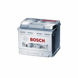 Аккумулятор Bosch S5 001  (552 401 052) 52 Ач ОП низкая