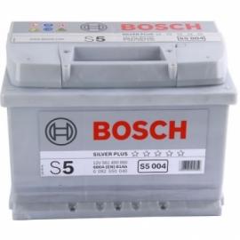 Аккумулятор Bosch S5 004  (561 400 060) 61 Ач ОП низкая