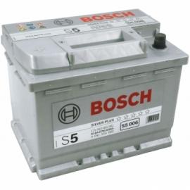 Аккумулятор Bosch S5 006  (563 401 061) 63 Ач ПП