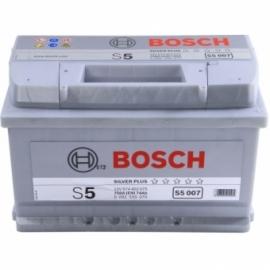 Аккумулятор Bosch S5 007 (574 402 075) 74 Ач ОП низкая