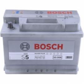 Аккумулятор Bosch S5 008  (577 400 078) 77 Ач ОП