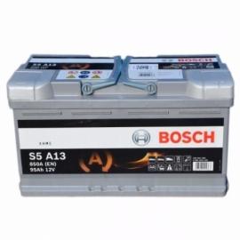 Аккумулятор Bosch S5 A13  (595 901 085) 95 Ач ОП AGM