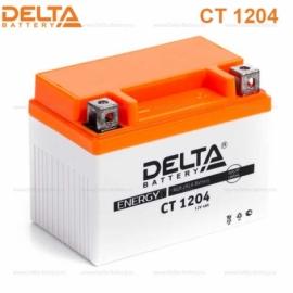 Аккумулятор Delta 12V CT 1204