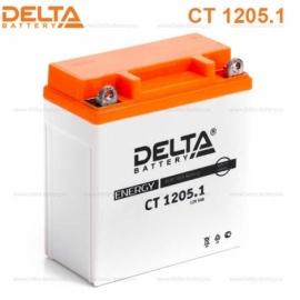 Аккумулятор Delta 12V CT 1205.1