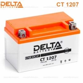 Аккумулятор Delta 12V CT 1207