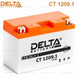 Аккумулятор Delta 12V CT 1209.1