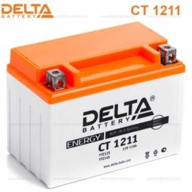 Аккумулятор Delta 12V CT 1211