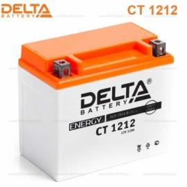 Аккумулятор Delta 12V CT 1212
