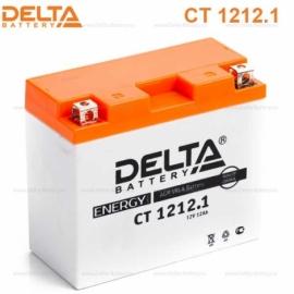 Аккумулятор Delta 12V CT 1212.1