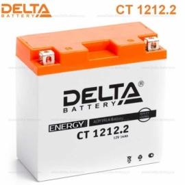 Аккумулятор Delta 12V CT 1212.2