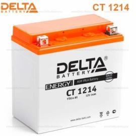 Аккумулятор Delta 12V CT 1214