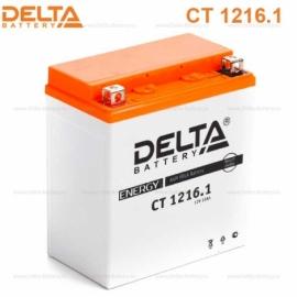 Аккумулятор Delta 12V CT 1216.1