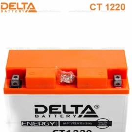 Аккумулятор Delta 12V CT 1220