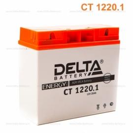 Аккумулятор Delta 12V CT 1220.1