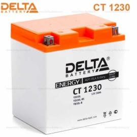 Аккумулятор Delta 12V CT 1230