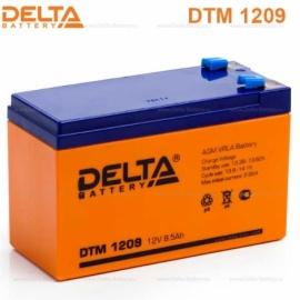 Аккумулятор Delta 12V DTM 1209
