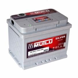 Аккумулятор Mutlu  MEGA Silver Calcium 60 пп