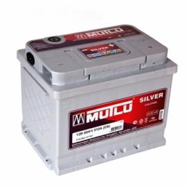 Аккумулятор Mutlu  MEGA Silver Calcium 60 оп